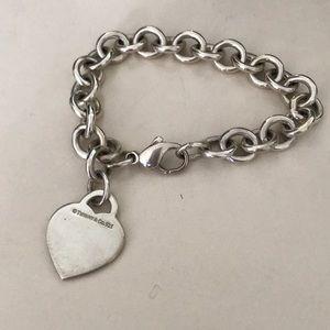 Tiffany & Co. Jewelry - Tiffany charm bracelet